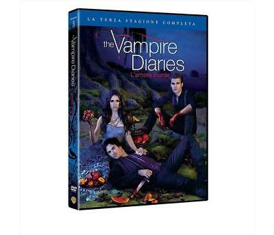 Film DVD WARNER HOME VIDEO - Vampire Diaries (The) - Stagione 03 (5 Dvd)