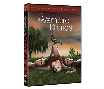 Film DVD WARNER HOME VIDEO - Vampire Diaries (The) - Stagione 01 (5 Dvd)