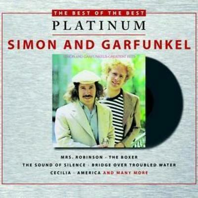 Simon & Garfunkel : The Best of the Best: Platinum CD (2011) ***NEW***