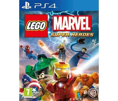 Giochi Sony PS4 WARNER GAMES - Lego Marvel Super Heroes PS4