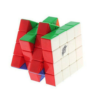 Cyclone Boys Magic Colorful Cube Professional Speed Cube 4X4X4 Puzzle Twist
