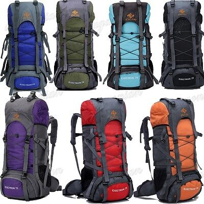 New Outdoor Hike Camping  Military Rucksacks Backpack Tactical Travel Large Bag