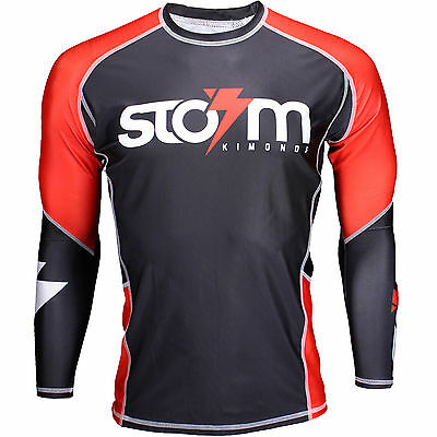 Storm Long Sleeve Rashguard