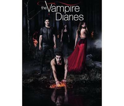 Film DVD WARNER HOME VIDEO - Vampire Diaries (The) - Stagione 05 (5 Dvd)