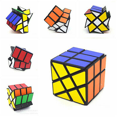 HOT Wheel Third-Order Ultra-smooth Speed Magic Cube Twist Magic Puzzle Toy