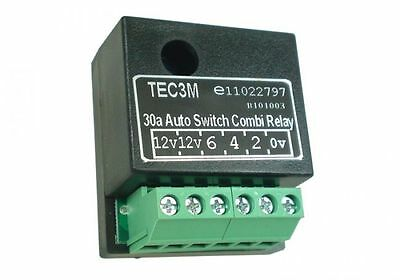 Maypole Relay - 30A Self-Switching Combi (Tec3M) - MP2883B