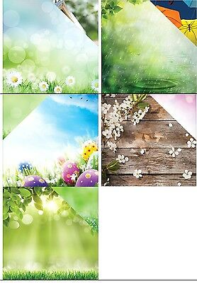 "Reminisce Signs Of Spring Double-Sided Cardstock 12""X12"" Frühling 30,5x30,5 cm"