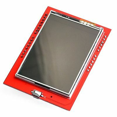 "2.4"" inch TFT touch Panel LCD Module Screen Shield For Arduino UNO R3"