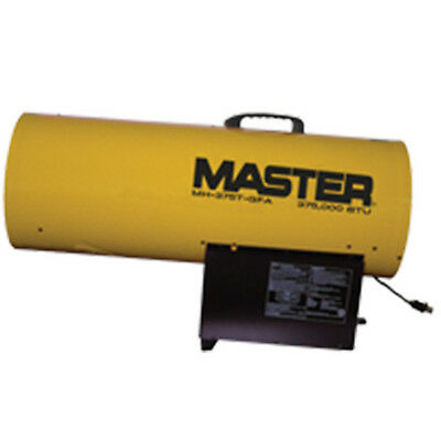 Master 375,000 BTU LP Forced Air Heater w/ Thermostat MH-375T-GFA