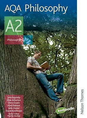 AQA Philosophy A2: Student's Book By Chris Cluett, David Rawlinson, Mike Athert
