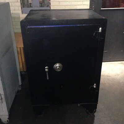 Antique Safe by The Cary Safe Co. Used In Good Condition