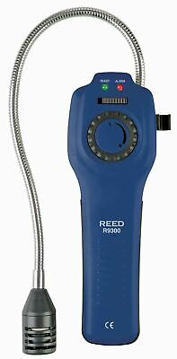 REED R9300 Precision Hand Held Combustible Gas Leak Detector