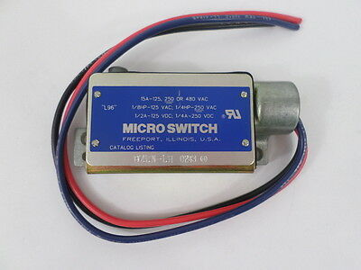 Honeywell/Micro Switch BZLN-LH 0243 Snap Action Switch
