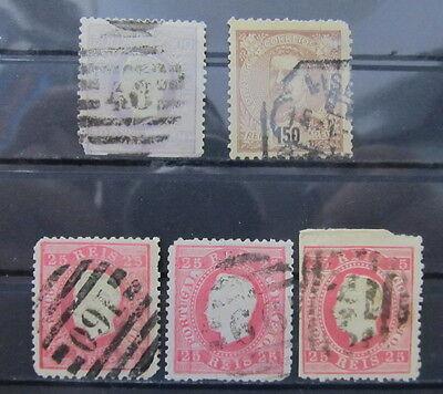 A2673 Portugal Small Lot Used