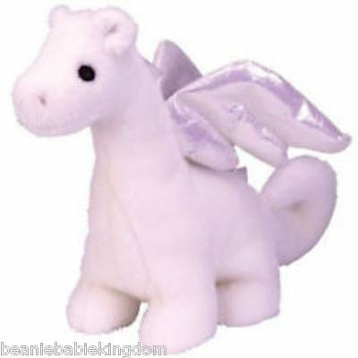 "Ty Buddy Buddie * MAGIC *  The White Dragon 09466 15"" Tall"