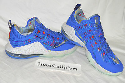 b65719eb2f Nike Lebron XII Low LMTD SIZE 10 - NEW- 812560-406 Rise Limited Edition