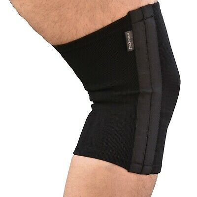 Knee Support Brace - Flexible Steel Stabilizing Support Springs - Compression
