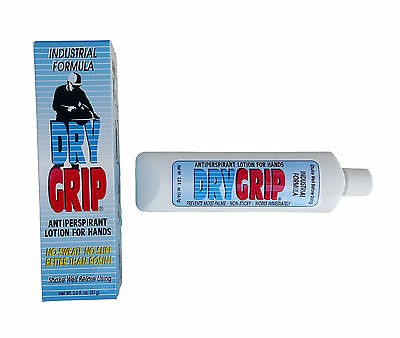 DRY GRIP Bowls Grip Aid Antiperspirant Hand Lotion For Sporting Activities Boxed