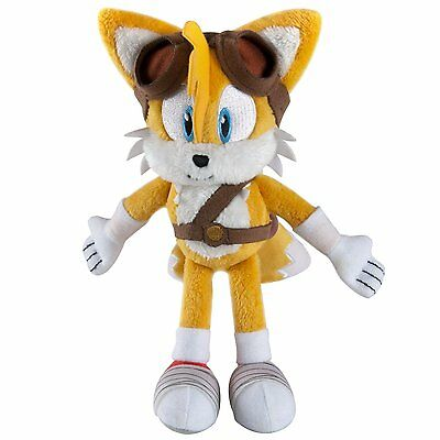 Sonic Boom Small Plush - Tails by TOMY (T22302) 6-8 inches tall! character XTS