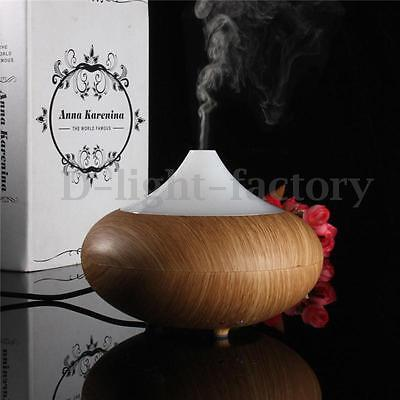 LED Ultrasonic Aroma Diffuser Air Humidifier Purifier Essential Oil Aromatherapy