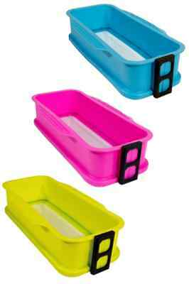 Glass Bottom Silicone Cake Mould, Removable Bottom Loaf Tin