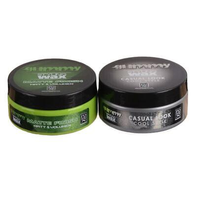 Fonex Styling Pack: Gummy Styling Haarwax Matte Finish & Casual Look je 150ml