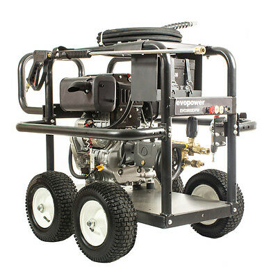 3600PSI Electric Start Diesel Pressure Washer Industrial Yanmar L100 Engine