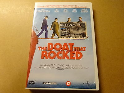 Dvd / The Boat That Rocked (Nick Frost, Philip Seymour Hoffman)