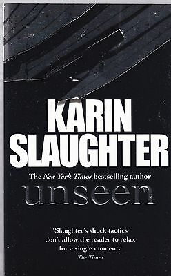 Unseen by Karin Slaughter - New Paperback