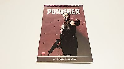 Punisher T8 Les rues de Laredo EO / Ennis / Dillon / Kennedy // Marvel