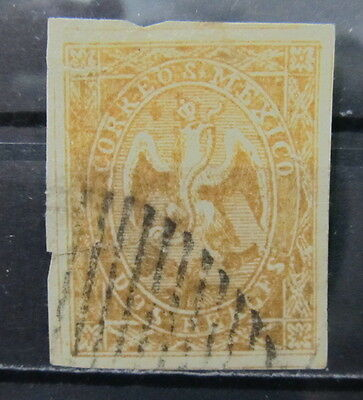 A2861 Mexico Old Forgery