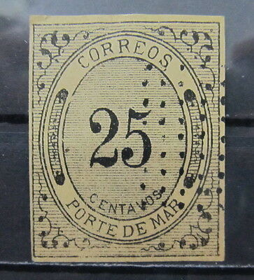 A2864 Mexico Old Forgery