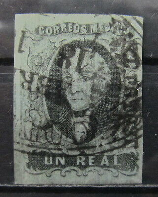 A2869 Mexico Old Forgery