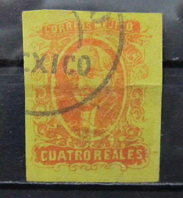 A2870 Mexico Old Forgery