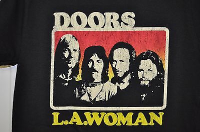 Nwt The Doors La Woman Ladies T Shirt Large Band Merchandise Concert T Shirt
