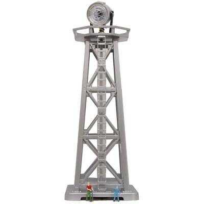 NEW Model Power Lighted Searchlight Tower Built-Up N 2631