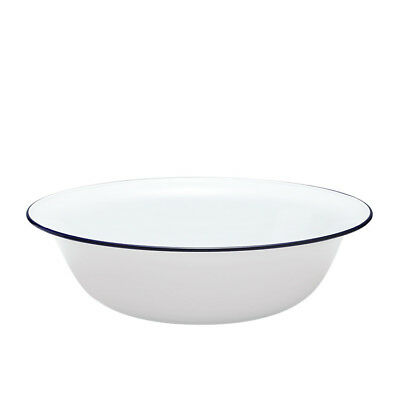 NEW Falcon Enamel Wash Basin 40cm White (RRP $30)