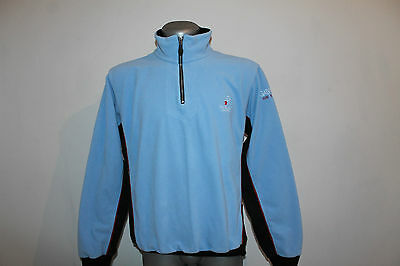 GALVIN GREEN Golf PGA Gore Windstopper Jacket Light Blue Size M. 47 Cm Shoulder