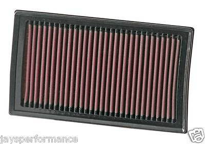 Kn Air Filter (33-2927) Replacement High Flow Filtration
