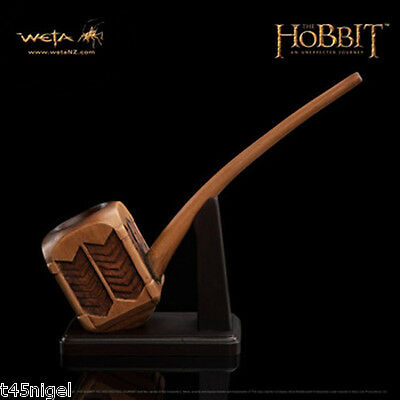 WETA - The Hobbit: An Unexpected Journey ~ Pipe of Thorin Oakenshield