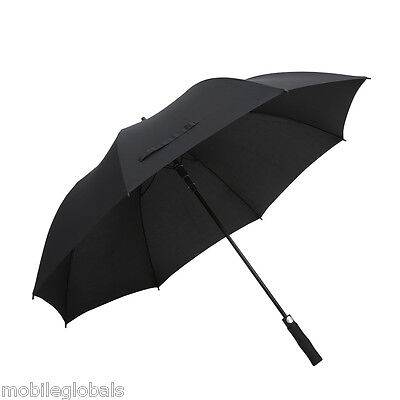 New Golf Umbrella Extra Large Windproof With 210T Pongee Rain Protection