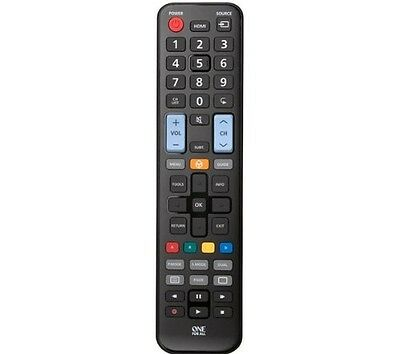 One For All URC 1910 Replacement Universal Remote Control for All Samsung TV's