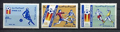 s5855) SIRIA 1982 MNH** WC Football'82 - CM Calcio 3v.