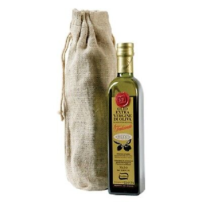 Pack Of 10 Jute Bags Wine Champagne Bottle Gift Bags With Drawstring