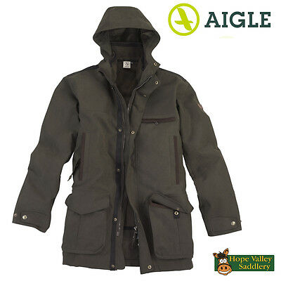 Aigle Sardany Mens Jacket BNWT FREE UK Shipping