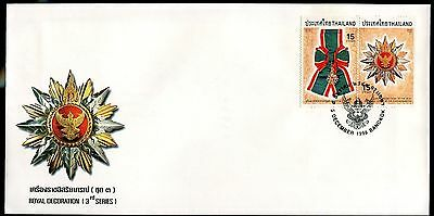 Thailand 1998 Royal Decoration FDC