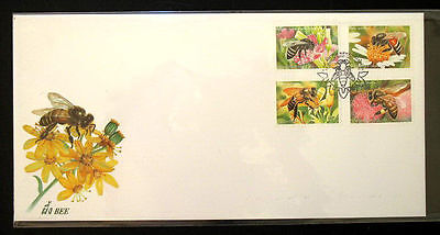 Thailand 2000 Bee FDC