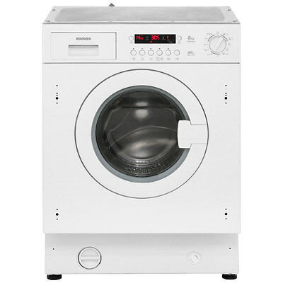 Hoover HWB814DN1 A+ 8Kg 1400 Spin Washing Machine White New from AO