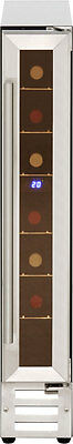 Newworld 150SSWCMk2 Unbranded Built In Wine Cooler Fits 7 Bottles Stainless