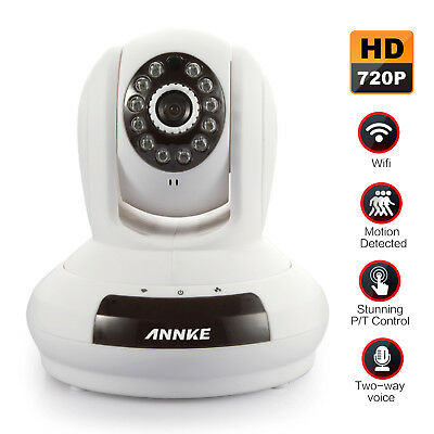 ANNKE 960P Wireless 2000TVL Network Security IP Camera Microphone Video Wifi P2P